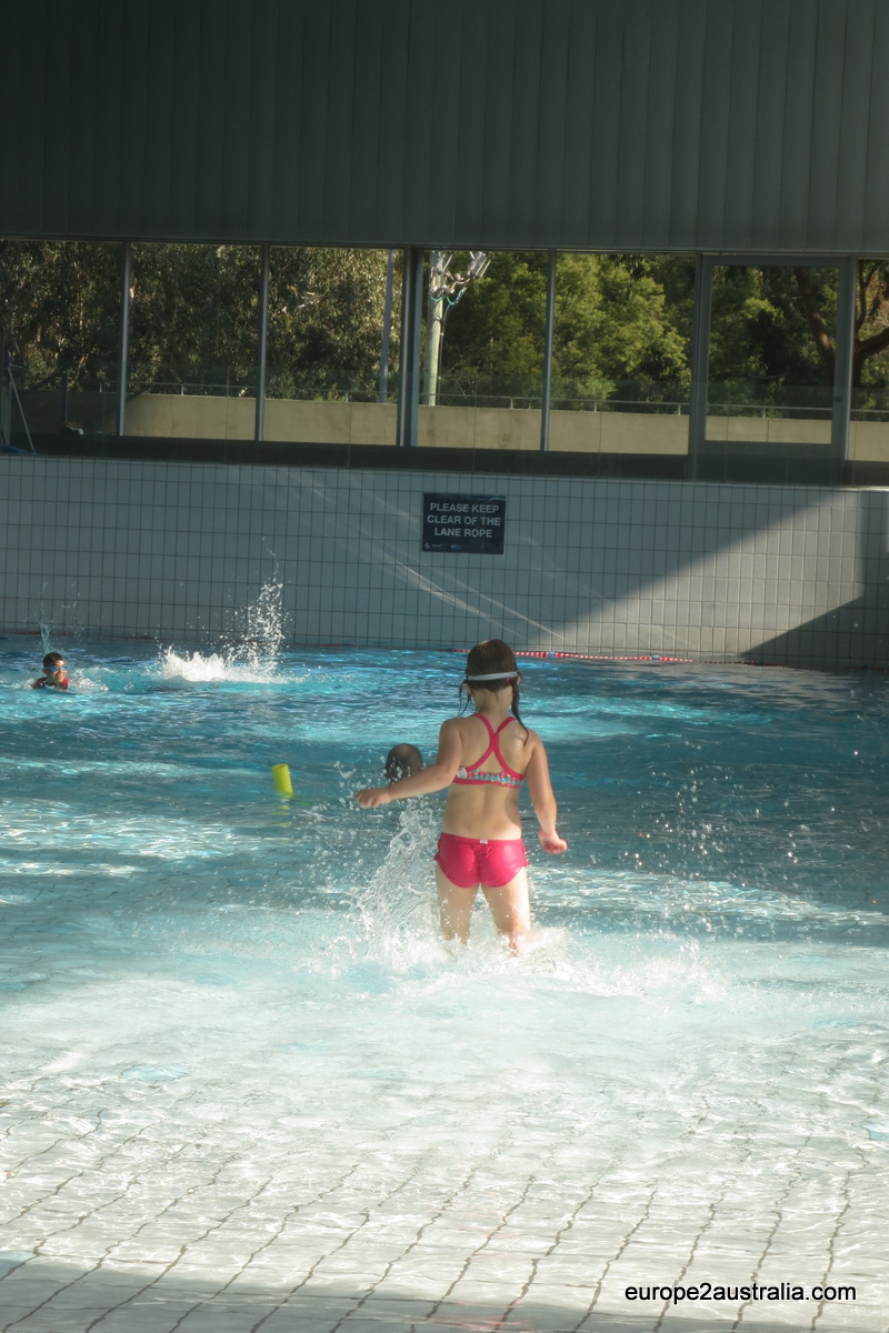 Monash Aquatic Centre