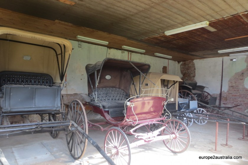 The cars of the 1800's