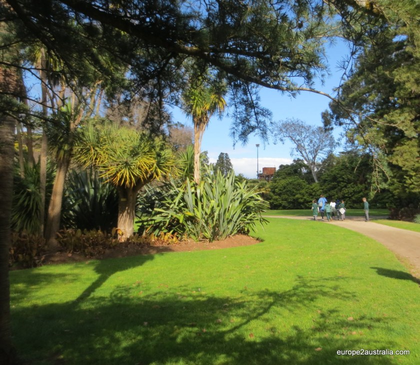gardens of Werribee Park
