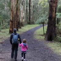 Where to live with children in Melbourne?
