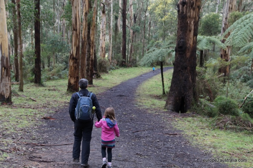 where to live with children in Melbourne
