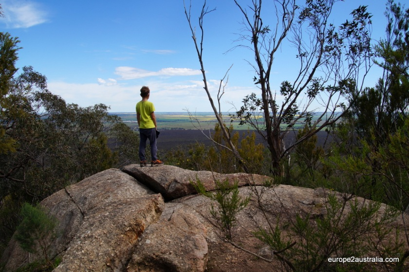 view from You Yangs