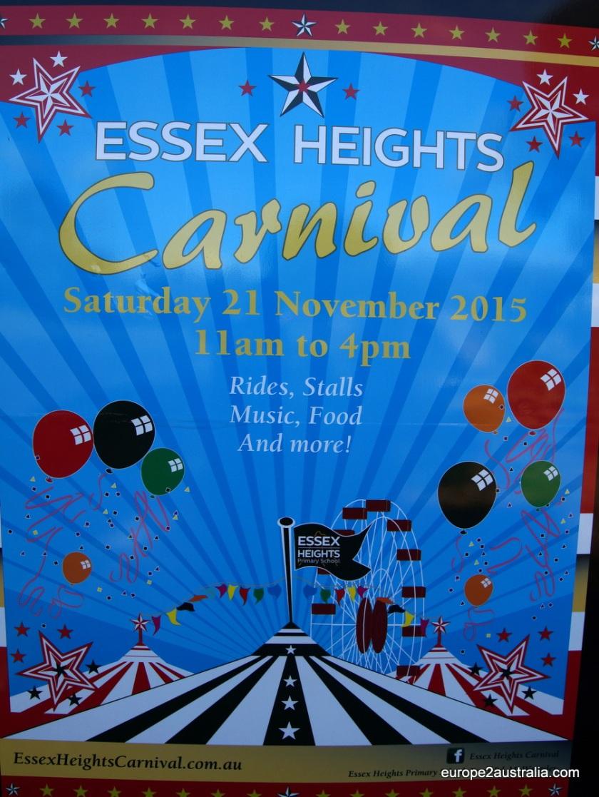 Essex Heights School Carnival