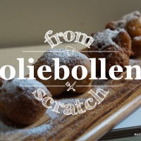 Recipe oliebollen
