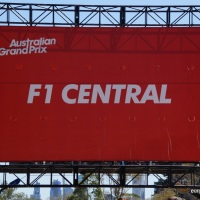 the F1 experience in Melbourne