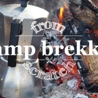 Recipe: campfire brekkie