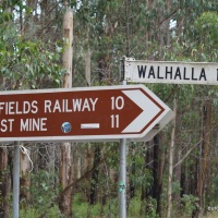Easter weekend in Walhalla