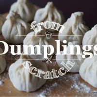 Recipe: Steamed Beef Dumplings