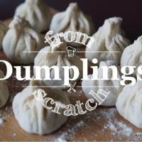 Recipe: Steamed Beef Dumplings