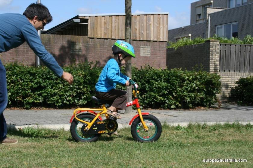 first-bicle-ride