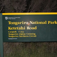 Doing the Tongariro Alpine Crossing