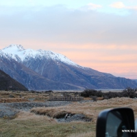 Traveling New Zealand with a non-self contained camper van