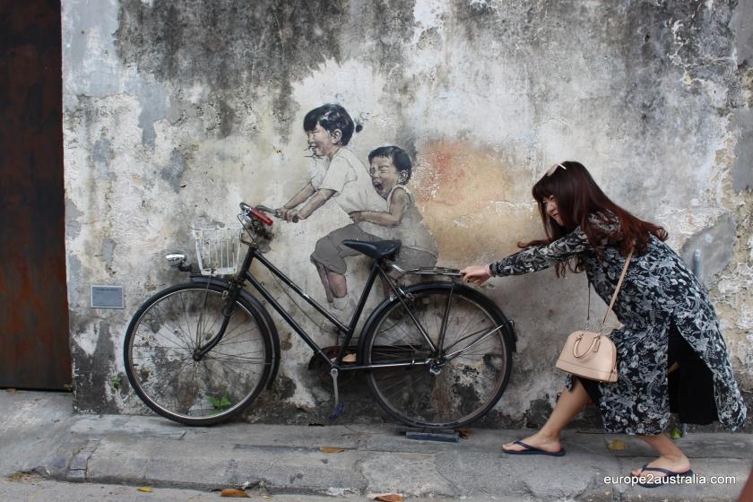 Peneng-Street art