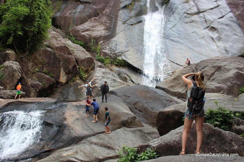 langkawi-telaga-tujuh-water-falls