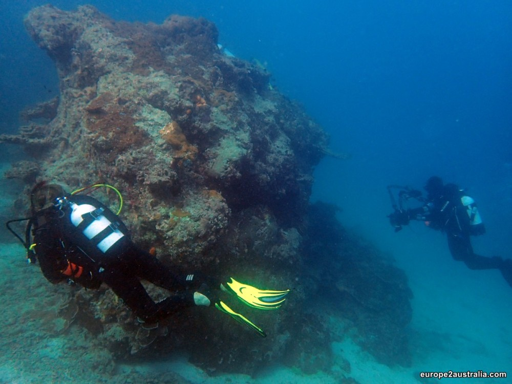 Diving the great barrier reef - Dive great barrier reef ...